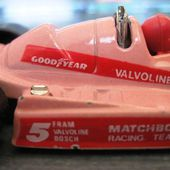 F1 RACER MATCHBOX 1/55 FORMULE 1 MATCHBOX 1984 - car-collector