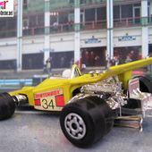 F1 THUNDERCLAP FORMULA ONE 1/40 MATCHBOX SPEED KINGS F1 FORMULE 1 - car-collector