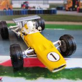 MAC LAREN M7A SPA GP BELGIQUE BRUCE MAC LAREN CHAMPION 1/66 - car-collector.net