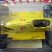 F1 RENAULT RE40 1983 1/53 CADEAU ELF COMPETITION ALAIN PROST EDDIE CHEEVER - car-collector.net