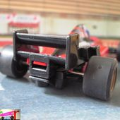 F1 PROMOTION WURTH WELLY 1/36 FORMULE 1 - car-collector.net