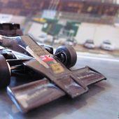 F1 LOTUS MK3 YAXON 1/43 JPS #5 FORMULE 1 COLLECTION CARCOLLECTOR - car-collector