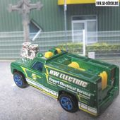 GMC RESCUE RANGER AVEC GROS MOTEUR SORTANT HOT WHEELS 1/64 - car-collector.net