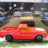 HOLDEN PICK-UP SUPERFAST MATCHBOX MOTORRAD TRANSPORTER PICKUP - car-collector.net