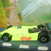 TURBO STREAK HOT WHEELS FORMULE 1 F1 - car-collector