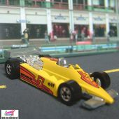 TURBO STREAK HOT WHEELS FORMULE 1 F1 - car-collector.net