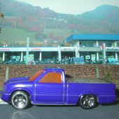 STREET BREED PICKUP HOT WHEELS 1/64 MC DONALD'S 2003 - car-collector.net