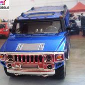 HUMMER H2 SUV TUNING 4X4 1/32 BURAGO - car-collector.net