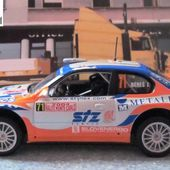 FASCICULE N°72 HYUNDAI ACCENT WRC MONTE CARLO 2004 JOSEF BERES PETR STARY - car-collector.net