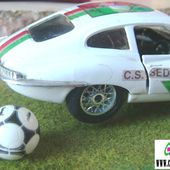 JAGUAR TYPE E COUPE 1/24 EQUIPE FOOT C.S SEDAN ARDENNES TYPEE - car-collector.net