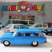 MOSKVITCH 427 WAGON 1/43 - car-collector.net