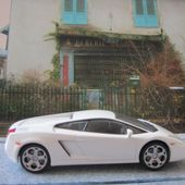 LAMBORGHINI GALLARDO IXO 1/43 VOITURE DE REVE COLLECTION CARCOLLECTOR - car-collector