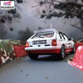FASCICULE N°104 LANCIA DELTA HF INTEGRALE 1993 RALLYE MONTE CARLO - C. SPILIOTIS ET H. THIBAUD - CATEGORIE RALLYES - car-collector
