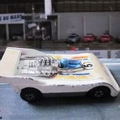 HI-TAILER VOITURE DE COURSE LE MANS SUPERFAST MATCHBOX - car-collector
