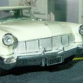 LINCOLN CONTINENTAL MKII 1956 MINICHAMPS 1/43 CONTINENTAL MK2 - car-collector.net