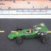LOTUS CLIMAX F1 TINTOYS 1/64 FORMULE 1 - car-collector