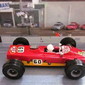 F1 LOTUS TYPE 56 INDIANAPOLIS PILOTE LEONARD CADEAU ELF - car-collector.net