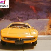MASERATI BORA 1971 VOITURE MINIATURE 1/43 GRANI & PARTNERS - car-collector