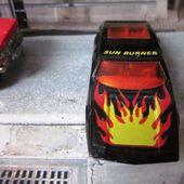 MASERATI BORA SUPER GT SUN BURNER MATCHBOX - car-collector.net