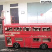 MB17-f. THE LONDONER MATCHBOX SUPERFAST BUS ANGLAIS - car-collector.net