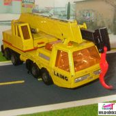 HERCULES MOBILE CRANE SUPER KINGS MATCHBOX - car-collector.net