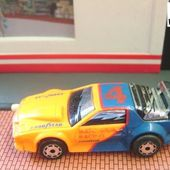 BURNIN KEY CARS MATCHBOX RACING - car-collector