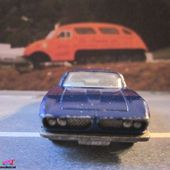 ISO GRIFO MATCHBOX VOITURE MINIATURE BLOG CAR-COLLECTOR - car-collector