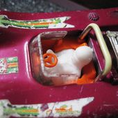 MARAUDER BARQUETTE LE MANS MATCHBOX SPEEDKINGS - car-collector