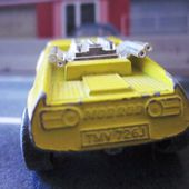 MOD ROD MATCHBOX SERIE SUPERFAST AVEC CHAT SAUVAGE - car-collector.net