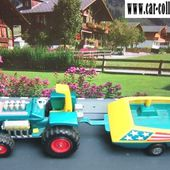 MOD TRACTOR AND TRAILER TRACTEUR CUSTOM MATCHBOX - car-collector.net