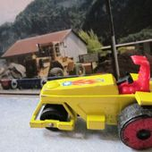 ROD ROLLER ENGIN DE CHANTIER MATCHBOX LESNEY CYLINDRE - car-collector.net