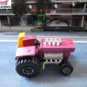 MOD TRACTOR COBRA TRACTEUR AGRICOLE CUSTOM MATCHBOX - car-collector.net