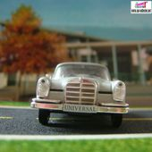 FASCICULE N°45 MERCEDES 230S BREAK UNIVERSAL 1967 GRISE 1/43 IXO - car-collector.net