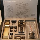 COFFRET CAMION KIT MERCEDES ACTROS 3341 HO - car-collector.net