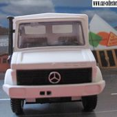 FASCICULE N°126 MERCEDES UNIMOG BACHE SOLIDO 1/50 CHARS ET VEHICULES MILITAIRES - car-collector.net