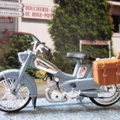 MOBYLETTE MOTOBECANE AV88 1977 SOLIDO 1/18 AV 88 - car-collector