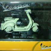 SCOOTER VESPA 125 U PIAGGIO 1953 1/32 NEWRAY - car-collector.net