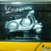 SCOOTER VESPA 150 GS PIAGGIO 1955 NEW RAY 1/32 - car-collector.net