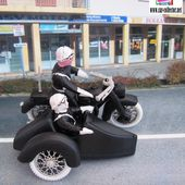 LES MOTARDS POLICE - MINIALUXE 1/32 - MOTO SIDE CAR GENDARMERIE NATIONALE - car-collector.net