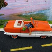 NASH METROPOLITAN 1959 CABRIOLET 1/43 VITESSE - NASH OPEN CONVERTIBLE - car-collector.net