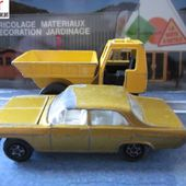 OPEL DIPLOMAT MATCHBOX SERIE SUPERFAST - car-collector.net