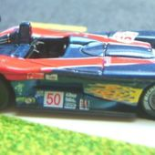 PANOZ LMP-1 ROADSTER S HOT WHEELS 1/64 LMP1 - car-collector