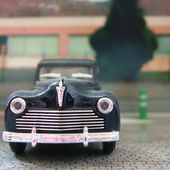 PEUGEOT 203 COUPE 1954 SOLIDO 1/43 - car-collector.net