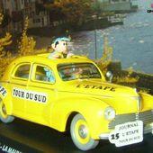 FASCICULE N°8 PEUGEOT 203 SPIROU ET FANTASIO LA MAUVAISE TETE JOURNAL TOUR DU SUD - car-collector.net