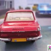 PEUGEOT 204 BERLINE DINKY TOYS 1/43 - car-collector.net