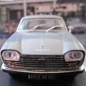 FASCICULE N°29 PEUGEOT 204 COUPE 1967 NOREV 1/43 HACHETTE COLLECTION PEUGEOT - car-collector.net