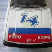 PEUGEOT 305 EXPO MATCHBOX SUPER KINGS 1/35 - car-collector.net