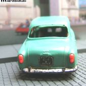 PEUGEOT 403 BERLINE 1/43 NOREV PLASTIQUE - car-collector.net