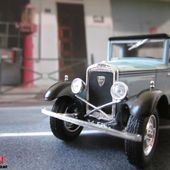 FASCICULE N°19 PEUGEOT 201 COUPE 1931 NOREV 1/43 HACHETTE COLLECTIONS - car-collector.net