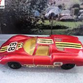 PORSCHE 910 LE MANS MATCHBOX SERIE SUPERFAST 1/64 - car-collector.net